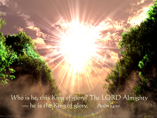 Let the King of Glory Come In!